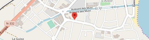 Restaurante Paulino на карте