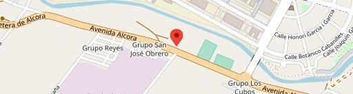 Restaurante Portolés en el mapa