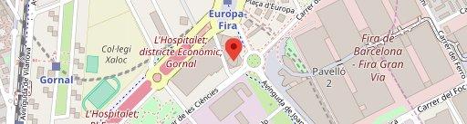Spiral en el mapa