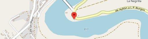 Café Bar Veracruz en el mapa