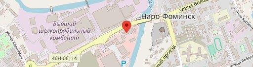 Александр en el mapa