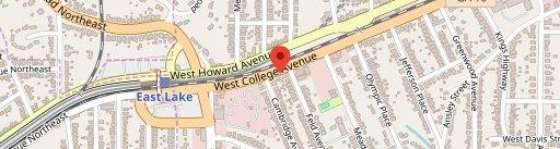 Revolution Doughnuts & Coffee on map