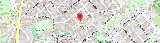Rex Casa de Comidas en el mapa