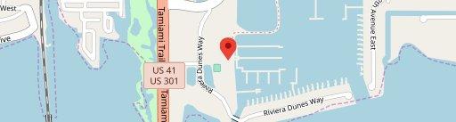 Riviera Dunes Dockside on map