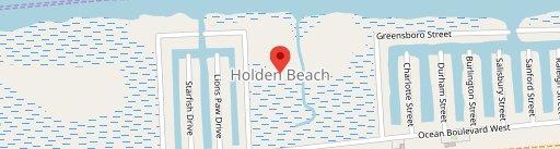 Robinson Seafood Restaurant on map