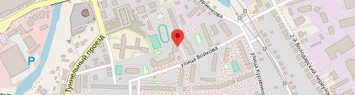 ресторан Roma на карте