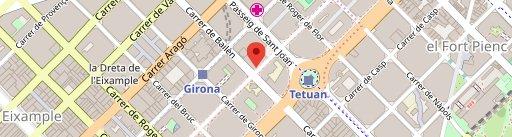 Rooq en el mapa