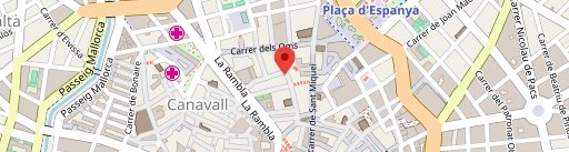 Rosevelvet Bakery en el mapa