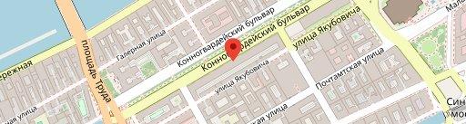 Русская Рюмочная №1 на карте