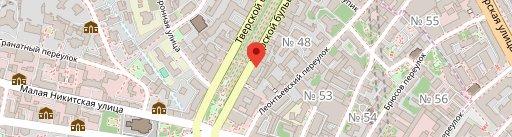 Russian Pub on map