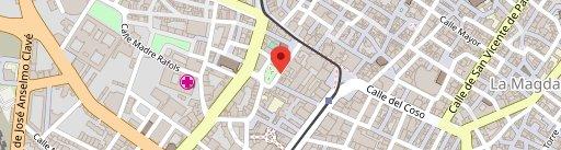 Restaurante Salamero 13 | Zaragoza en el mapa