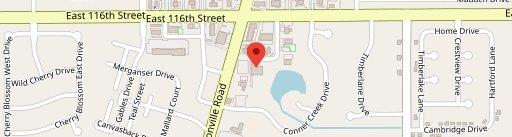 Sahm's Restaurant on map