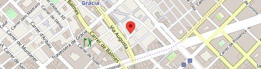 SantaGula en el mapa