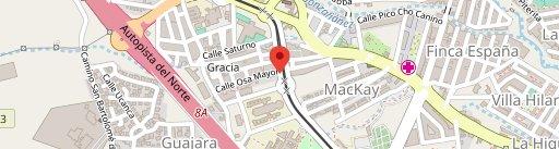 Satori Bar Cafetería en el mapa