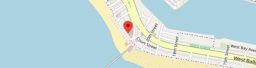 Seaside Donuts Bakery en el mapa