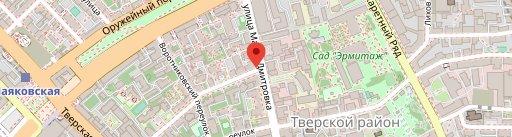 Selenge en el mapa