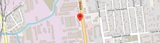 Shankhay Blyuz on map