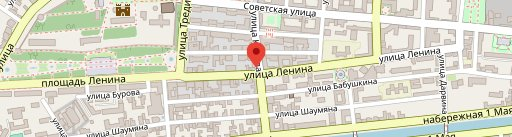 Кафе Шарлау на карте