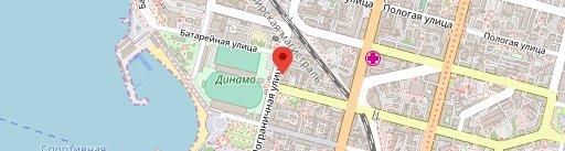 Гриль - бар ШашлыкоFF на карте
