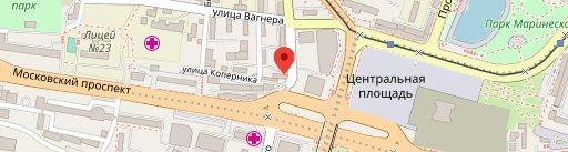 Штайндамм 99 en el mapa