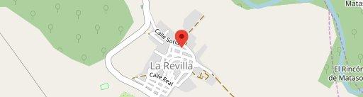 Sidrería Asador Fuentelamora on map