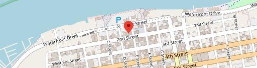 Siren's Song Tavern on map