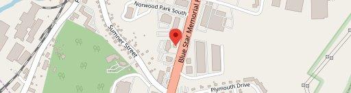 Sky Restaurant on map