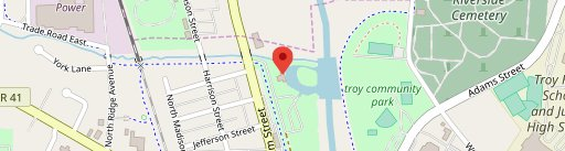 Smiths' Boathouse Restaurant on map