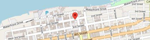 Smug's Pizza on map