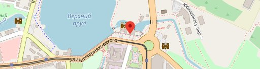 Solnechny Kamen en el mapa