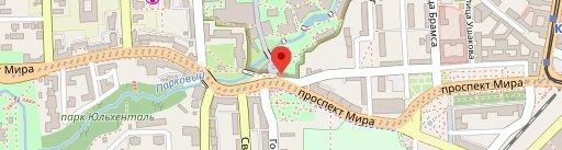 Solyanka en el mapa