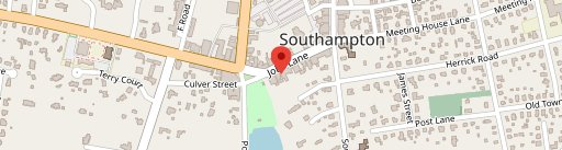 Southampton Publick House on map