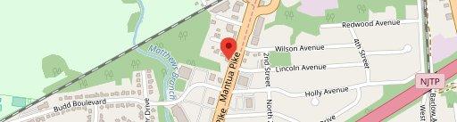 Southwood Bar on map