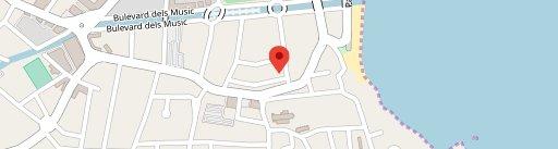 Spazio Caffè Manuel en el mapa