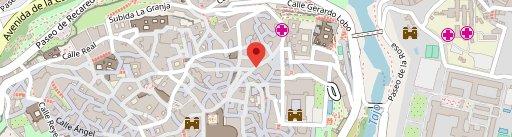 Starbucks en el mapa