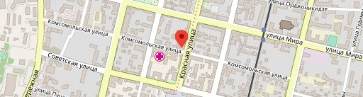 Сулико en el mapa