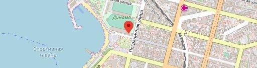 Supra on map