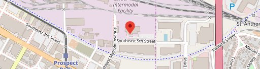 Surly Brewing on map