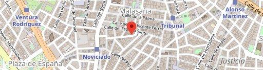Taberna Griega on map