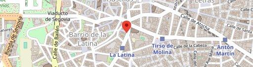 Taberna San Bruno en el mapa
