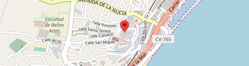 Tapas Gastro•Bar en el mapa