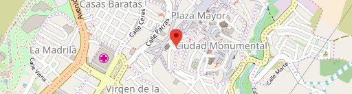 Tapería Yuste on map