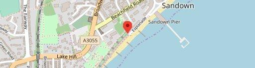 The Beach Shack on map