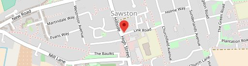 The Brickhouse on map