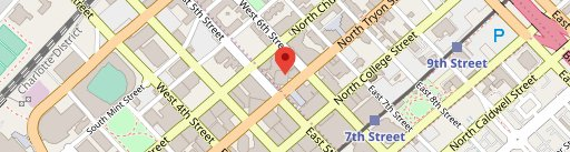 The Capital Grille on map