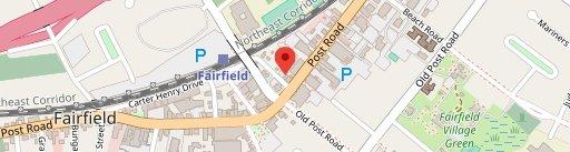 The Chelsea en el mapa