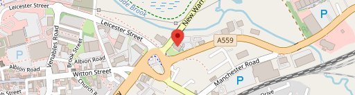 Clock Tower on map
