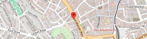 Cumin on map