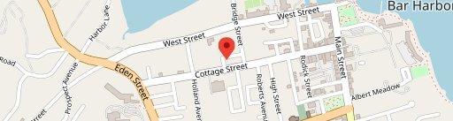 Black Friar Inn on map
