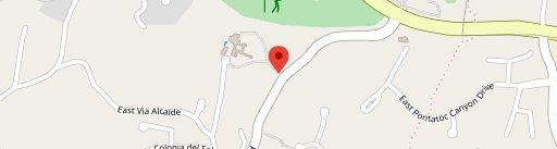 The Grill at Hacienda Del Sol on map